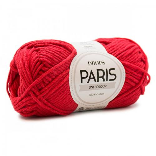 Drop Paris Rood
