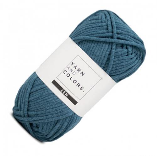 Yarn and Colors Zen 069 Petrol Blue